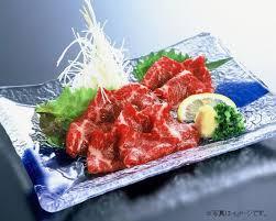 熊本県 馬料理の紹介