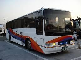 高速バス初体験 意外と快適