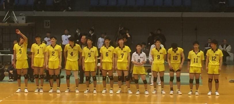 2016 高校総体(中国総体)バレーボール 熊本
