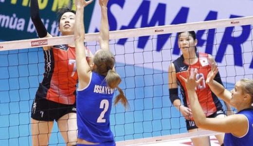 第5回アジアカップ女子大会 U-23 初戦試合結果