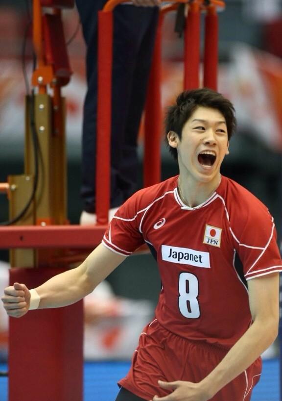 アジアカップで大活躍した石川祐希選手を分析