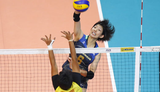 FIVB世界クラブ女子選手権大会2016 5−8位決定戦試合結果