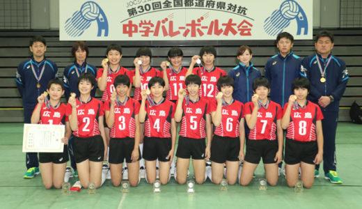 第30回全国都道府県対抗中学バレーボール大会(JOC)特別表彰選手(個人賞)