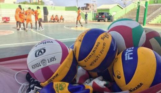 【日本VB協会が南スーダンへバレーボール1000個寄贈】自衛隊と南スーダンチームが親善試合
