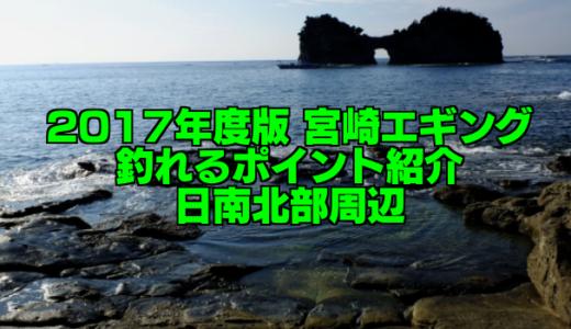【知らなきゃ損する!】2017年度版 宮崎エギング 釣れるポイント紹介 日南北部周辺